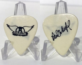 AEROSMITH - Get a Grip - Brad Whitford Tour Guitar Pick