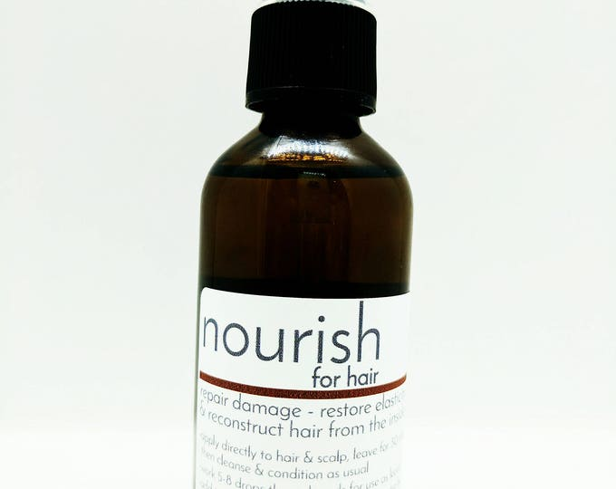 Nourish Oil -  Premium Nut Oils for Hair or Skin