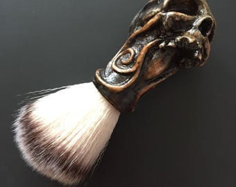 Rustic Shaving Brush (Brown)