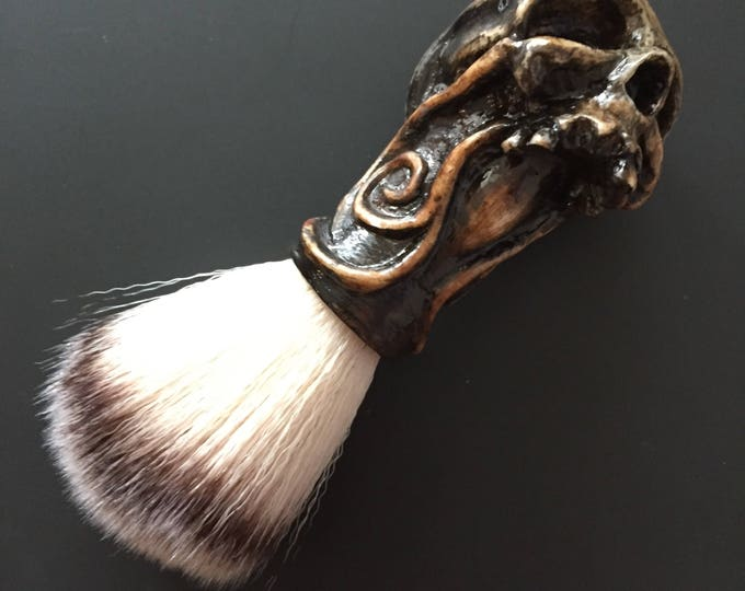 Rustic Shaving Brush (Brown)