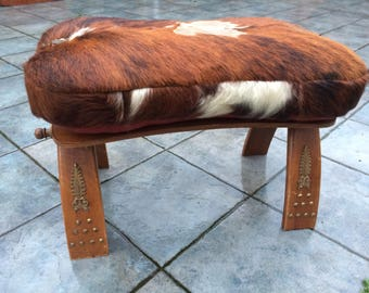 African Footstool Etsy
