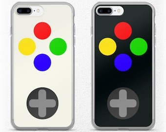 Gamer iPhone Case, Video Game Controller, Gamer Girl, Boyfriend Gift, iPhone 7, iPhone 7 Plus, Tech Gifts Under 20