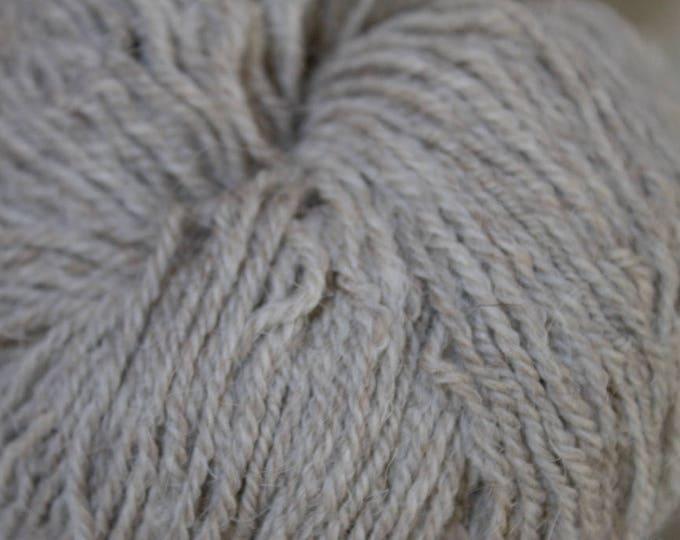 Light Grey Churro Yarn