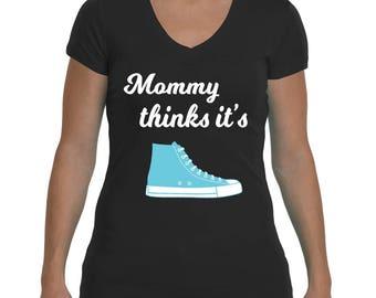 Custom - Mommy Thinks it's a Boy