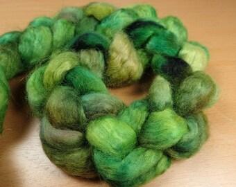 Lush - Hand dyed Roving
