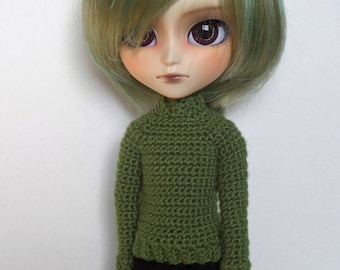 Made to order crochet sweater for Isul dolls various colors available