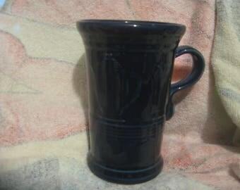 FIESTA COBALT BLUE Cappucino Mug Latte