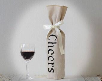 Wine Bags, Wine Gift Bags, Wine Bottle Bags, Wine Tote Bags, Thank You Gift, Wine Bottle Holder, Tote Bags