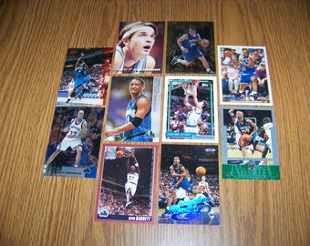 50 Minnesota Timberwolves Basketball Cards