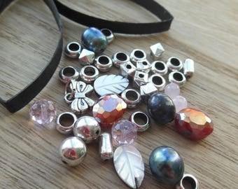 very nice assortment of 35 beads