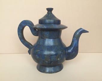 Lapis Luzely vintage decoration teapot/tea kettle accessory