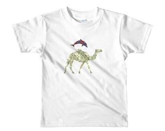 Over The Hump - Short sleeve kids t-shirt
