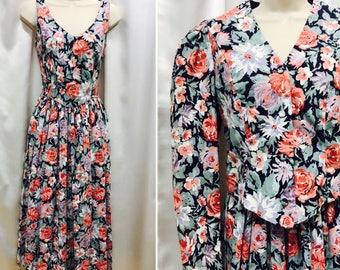 Vintage Dress, Laura Ashley size 8/10