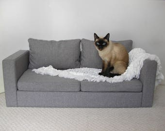 Chaise lounge etsy for Cat chaise longue