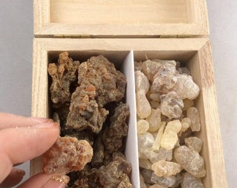 Golden Frankincense and Myrrh, Gifts of the Magi