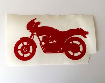 DIY Motorcycle Vinyl Decals Stickers Make Your Own Special Gifts