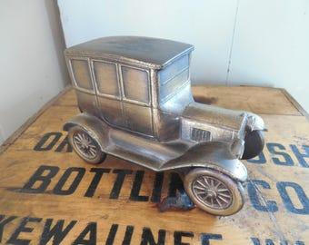 Vintage Model T Coin Bank..Banthrico Inc
