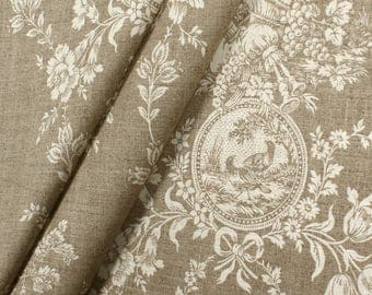 Country Valance Curtain/Toile Valance/Valance Curtain/Window Valance/Kitchen Valance/Small Curtain/Valances for Window