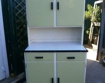 Vintage Kitchen Larder Cupboard