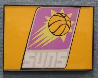 Phoenix Suns Wall Art Hand Made