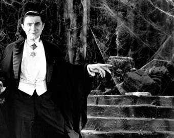Bela Lugosi in the film Dracula from 1931