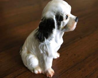 Vintage Spaniel figurine
