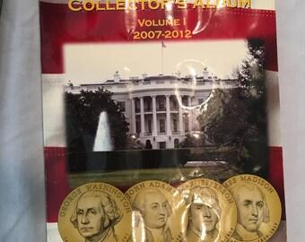 Presidential Dollars Collector's Album