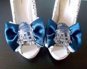 Custom Darth Vader & R2D2 Shoe Clips