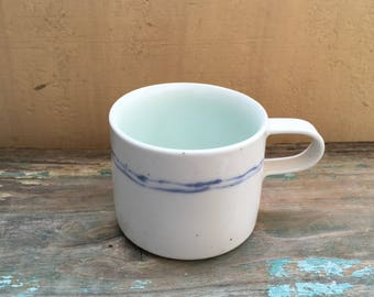 blue-and-white porcelain coffee cup #4