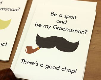 Asking Groomsmen Cards, Will You Be My Groomsman Card, Groomsmen Proposal Cards, Groomsman Proposal Cards, Ask Groomsman Card, My Groomsmen