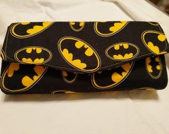 Necessary Clutch Wallet NCW Batman