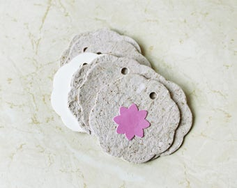 Sale: Scalloped tags