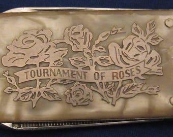 Tournament of Roses Pasadena California Money Clip