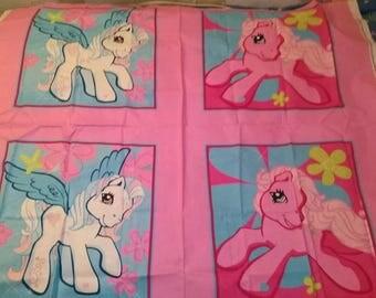 My Little Pony Pillow Panels