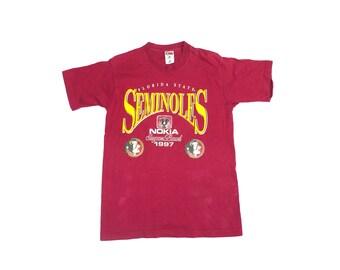 Vintage Florida State Seminoles T-shirt
