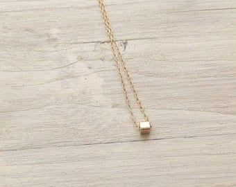 SALE minimal necklace,dainty necklace,simple necklace,delicate necklace,gold necklace,layering necklace,gift for her,minimalist jewelry,