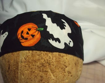 Hair accessorie, Halloween head band, ghosts and pumpkins