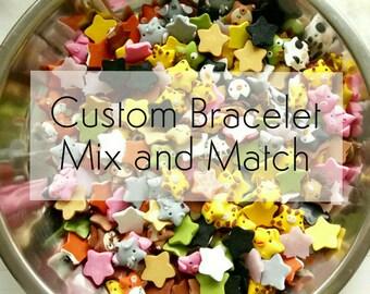Custom Star Bracelet Mix and Match