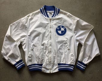 1970's Champion BMW Club Cotton Jacket