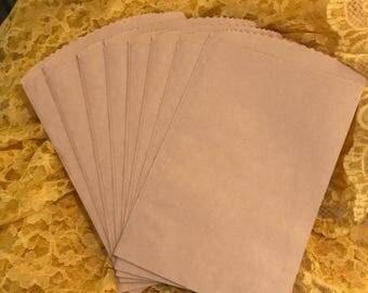 Kraft Paper Bags Set of 8
