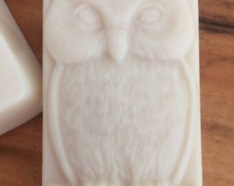 Owl Goat's Milk & Shea Butter Soap