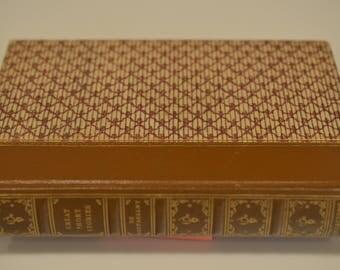 Vintage books Guy de Maupassant published 1939 & Victor Hugo's Ruy Blas [Moore] -  language series French language book, France