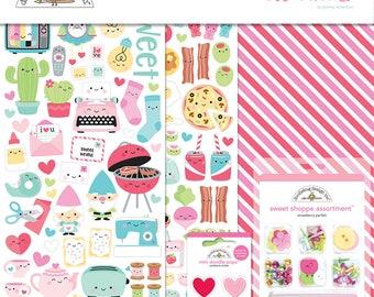 Valentines  So Punny with Doodlebug Design  So Punny Essential Kit
