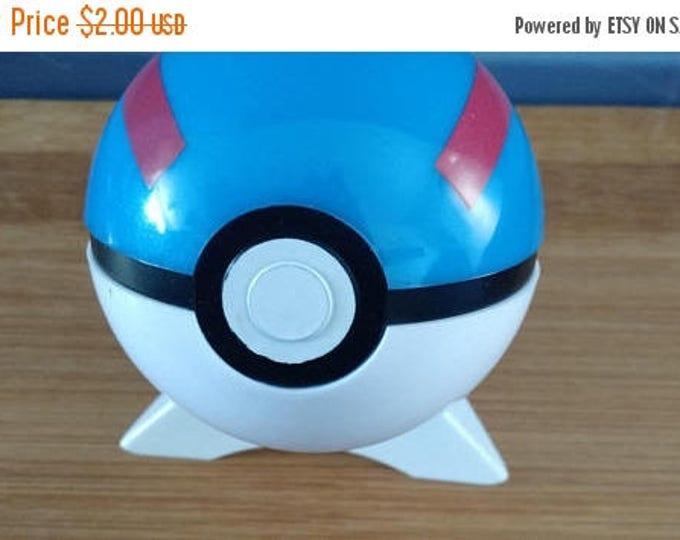Retrocon Sale - Great Ball Plastic 3 inch Pokeball