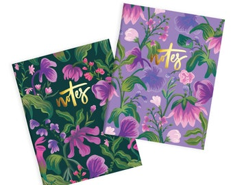 PRE-ORDER For July - Lily (2 Pack) Pocket Notebook Pack