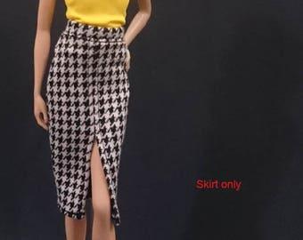 Skirt for Barbie,Muse barbie,LIV dolls, FR, Silkstone - No.180115-13