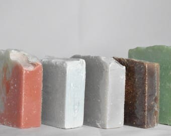 3 Soap Sampler Pack