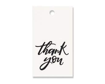 Thank You Gift Tags - Pack of 10