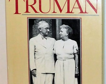 Bess W Truman, Hardcover, 1986 Hardcover by Margaret Truman, Harry S. Truman, Presidents Wife