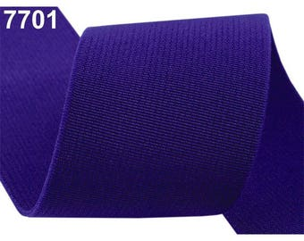 Ribbon and a 5 cm Blue 7701